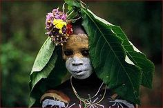 Inspiration for African Fairies