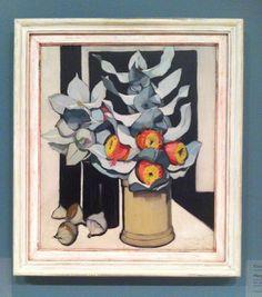 margaret preston artworks - Google Search Margaret Preston, Plant Care, Still Life, Flora, December, Joy, Canvas, Drawings, Watercolors