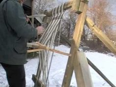 Building a Warp-Weighted Loom
