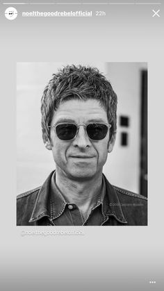 Noel Gallagher, Ray Bans, Mens Sunglasses, Singer, Style, Fashion, Swag, Moda, Fashion Styles