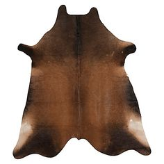 Offering an unique decorative high-end style, the Gaucho Cowhide Rug from Safavieh is sourced from top grade skins from the grassy Pampas region of Argentina and chosen to ensure a natural appearance and superior quality that will stand the test of time.
