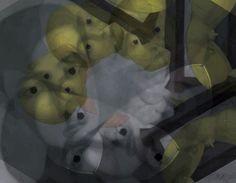 "Saatchi Online Artist Riccardo Schiavon; Digital, ""New frontiers 08"" #art"