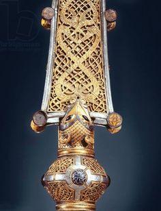 Cross of Cong, County Mayo, Ireland, Viking Age (bronze, gold filigree, niello & glass)
