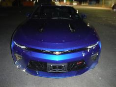 nice Chevrolet 2017 Camaro 2SS Magnetic Ride Schiebedach