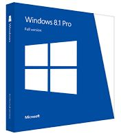 Windows 8.1 - Pro, Home & Enterprise - Retail License - $89 US.