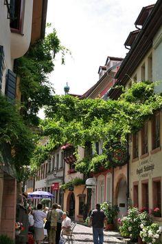 Freiburg, Germany - a top eco city