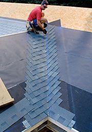 Four Ways To Shingle A Valley Roofer911 Com Roof Shingles Mobile Home Roof Roof Construction