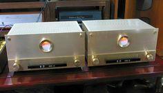 Mono and Stereo High-End Audio Magazine: Classical Marantz 9 like tube amplifiers