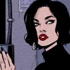 Vintage Pop Art, Vintage Cartoon, Vintage Comics, Pop Art Drawing, Art Drawings, Cartoon Icons, Cartoon Art, Aesthetic Art, Aesthetic Anime