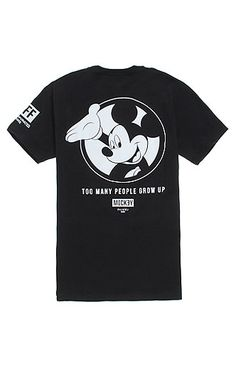Ring Leader T-Shirt Neff Mickey