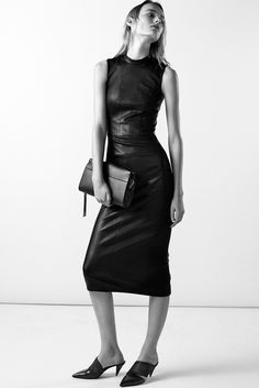 Narciso Rodriguez Pre-Fall 2015 - www.so-sophisticated.com