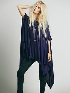 Free People El Cajon Tee at Free People Clothing Boutique