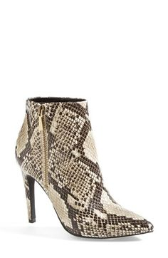 BP. 'Catch Me' Almond Toe Bootie (Women) available at #Nordstrom