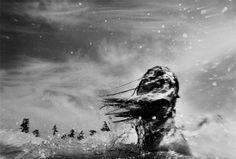 Breathing underwater, Trent Parke