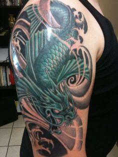 Dragon Tattoo Designs For MenLiteratura por un tubo