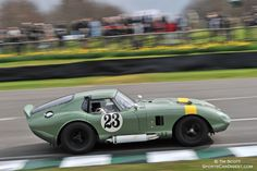 1965 Shelby American Cobra Daytona Coupe