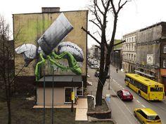 Grafitti por Ludo