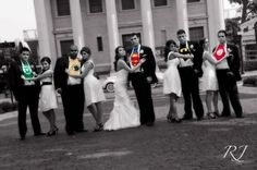 Superhero Wedding: 12 Super Cute Superhero Weddings (PHOTOS)