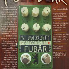 FUBAR FUZZ – Blackout Effectors