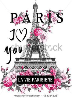 stock-photo-paris-flower-slogan-graphic-for-t-shirt-483354826.jpg (345×470)