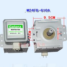 microwave  oven magnetron for Galanz  M24FB-610A  Spare parts for microwave ovens for microwave