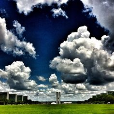 Nosso lindo ceu! #Brasilia #ceu #bsbmuitomais