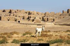 Bagawat, Egypt.