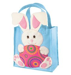 """I got one of these to make an """"Easter Bag"""" for an adult.  Well made and only $3.99 with any additional item ordered."""
