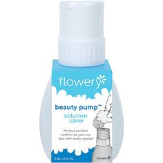 FloweryBeauty Pump Solution Saver
