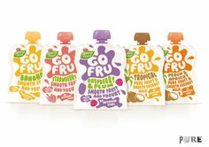Go Fru on Packaging of the World