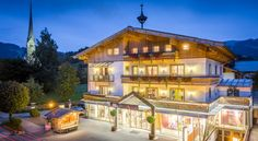 Active Apartments Maria Alm Active Apartments enjoys a quiet location in the centre of Maria Alm. It offers spacious, individually furnished accommodation with a kitchen or kitchenette, and a private bathroom. Some have a balcony.