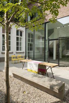 Living with Art: Galerist Veerle Wenes at Home in Antwerp