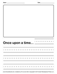 Monthly Writing Templates  Fall    Classroom K     Pinterest     creative kids sentence starters  story starters and lots of free printable  to get the kids creative writing started