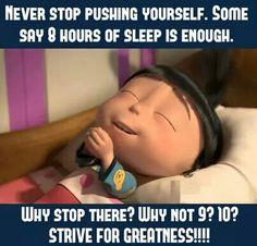 Ah...sleep