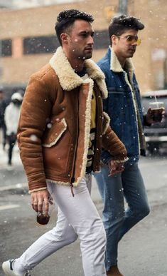 The Best of NYFWM Streetstyle FW17