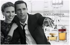 "Scarlett Johansson and Matthew McConaughey | ""The One"" Dolce & Gabbana"