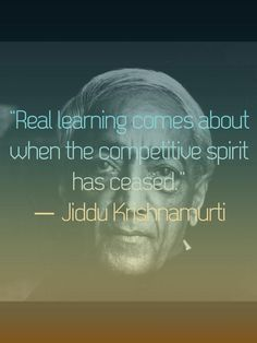 cooperation (NOT competition) is the future Now Quotes, Wise Quotes, Quotable Quotes, Inspirational Quotes, J Krishnamurti Quotes, Jiddu Krishnamurti, Reiki, Indigo Children, Philosophy Quotes