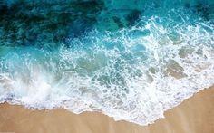 Fondo Escritorio Espuma de Mar