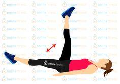 Skoncujte s pneumatikou kolem pasu hned teď! Nejefektivnější cviky! | Blog | Online Fitness - živé fitness lekce, cvičení doma pod vedením trenérů Body Fitness, Health Fitness, Gewichtsverlust Motivation, Workout Accessories, Sport, Workout Gear, Workout Programs, Abs, Challenges