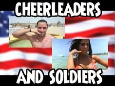 Cheerleaders+and+Soldiers:+Call+Me+Maybe
