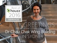 We have won best of Houzz Award while in Sydney