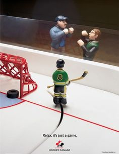 Hockey Canada Poster.