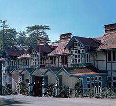 Luxury landmark that captures the opulence and charm of an era   #accommodationinshimla #shimla hotels