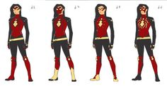 Spider-Woman by Kris Anka
