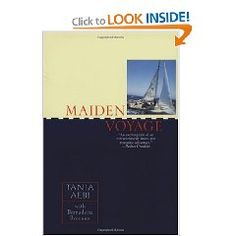 One of my most favorite books- about a girl who was given a sailboat instead of a college education (her choice) and sailed around the world alone.