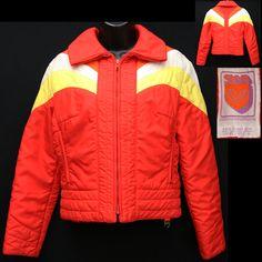 Ski jacket - 70's style