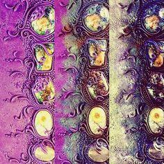 Continua il Work in Progress del mio primo Art Journal ! Voglio farne tantiiiiii !    #archidee #bepositive #becreative #polymerclay #polymerclaycreations #polymerclayart #polymerclayartist #fimo #fimocreations #fimoart #cernit #cernitclay #sculpey #sculpeyclay #sculpeyprojects #workinprogress #wip #artjournal #artjournaling #artjournalcover #cover #resin #resincabochon #cabochon #flourish #flourishing #artsy #instacreation #instaart