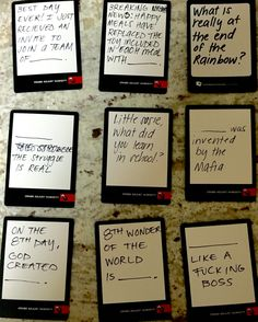 Awesome ideas for Blank cards of humanities