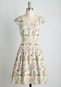 A Passing Prance Dress, @ModCloth