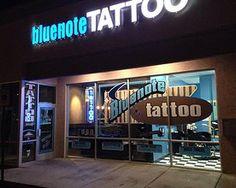 Bluenote Tattoo Best Tattoos in Las Vegas